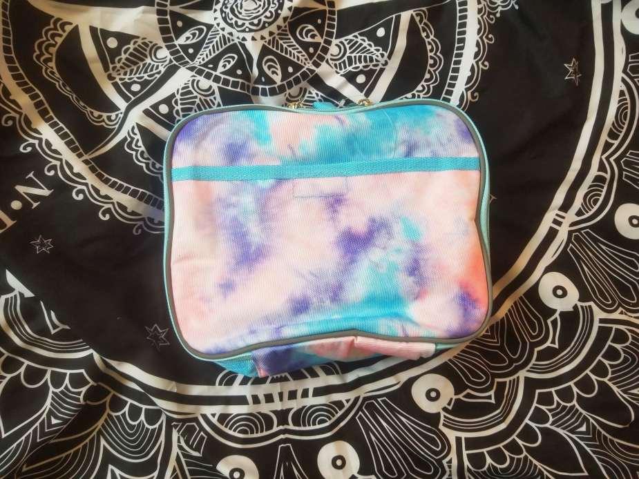 pastel lunchbag