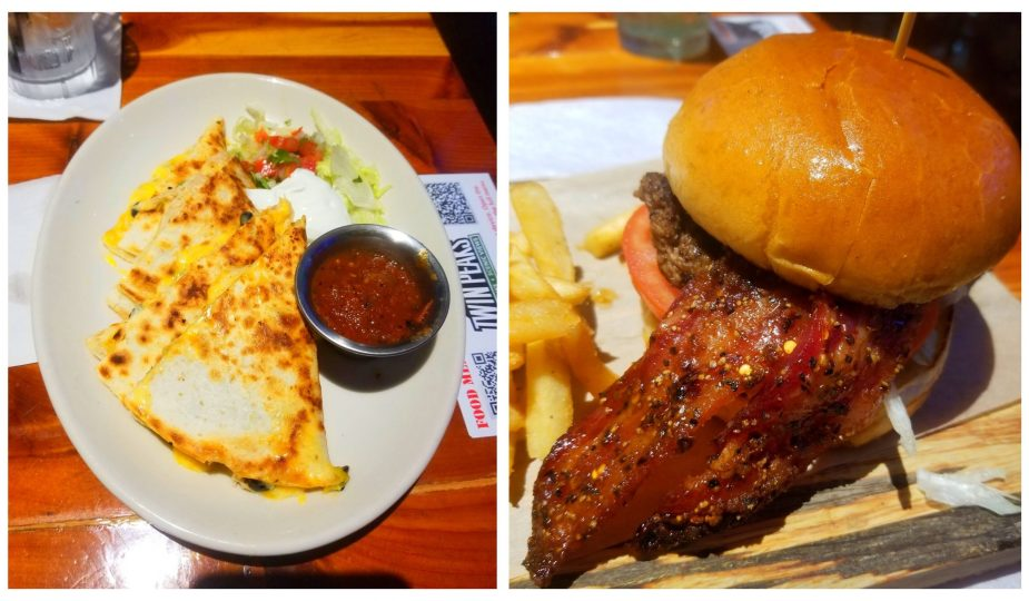 Twin Peaks restaurant review