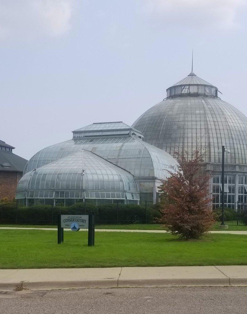 belle isle greenhouse