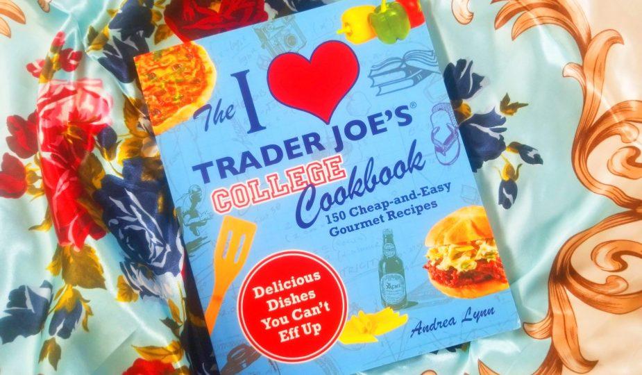 trader joes college cookbook