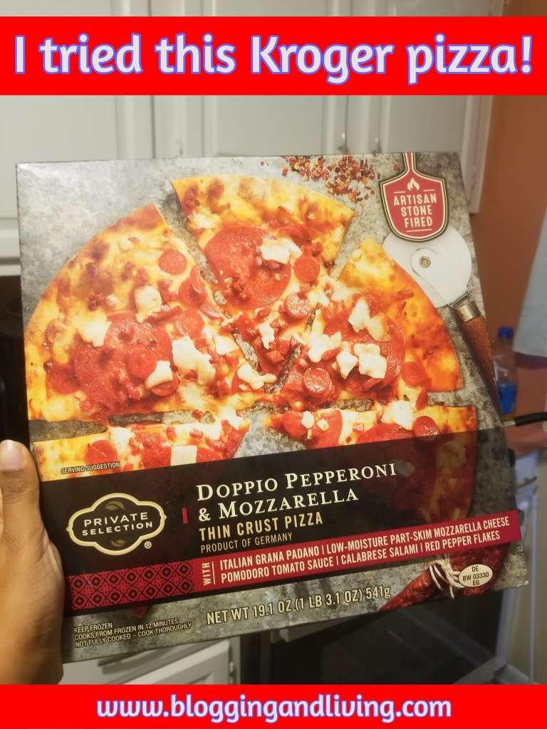 kroger pizza