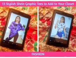 shein graphic tees