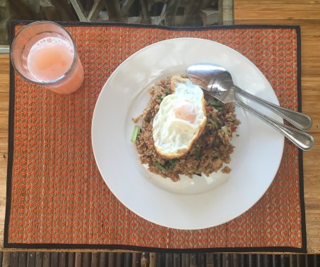 Mie Goreng - Chow Mein