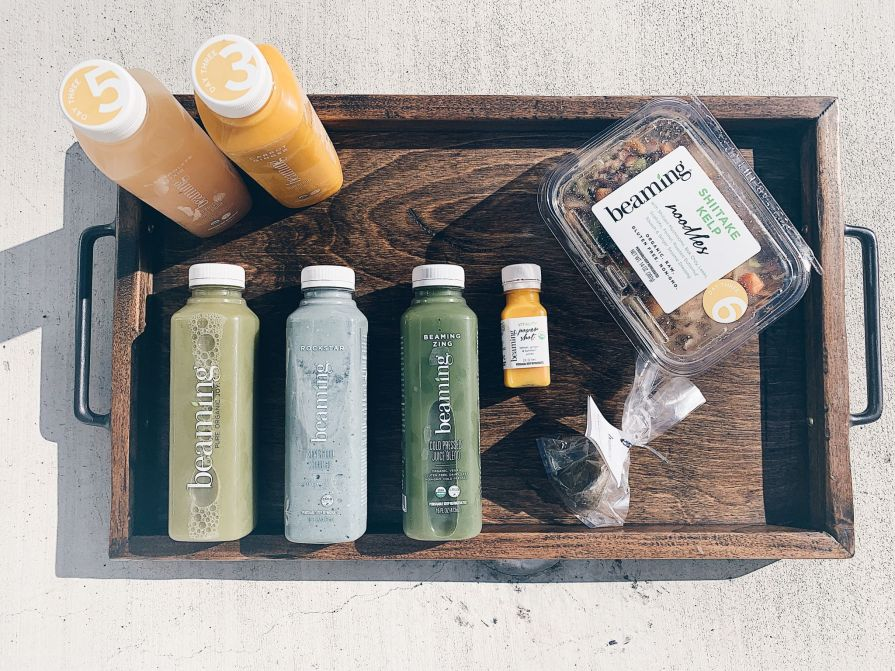 Beaming Wellness 3-Day Cleanse