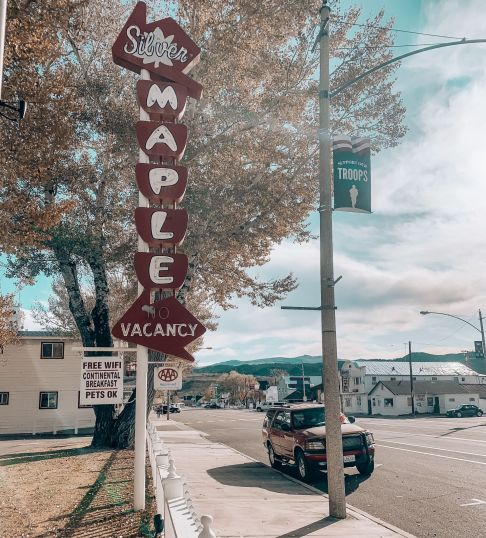 Silver Maple Inn, The Cain House, Mono County Tourism