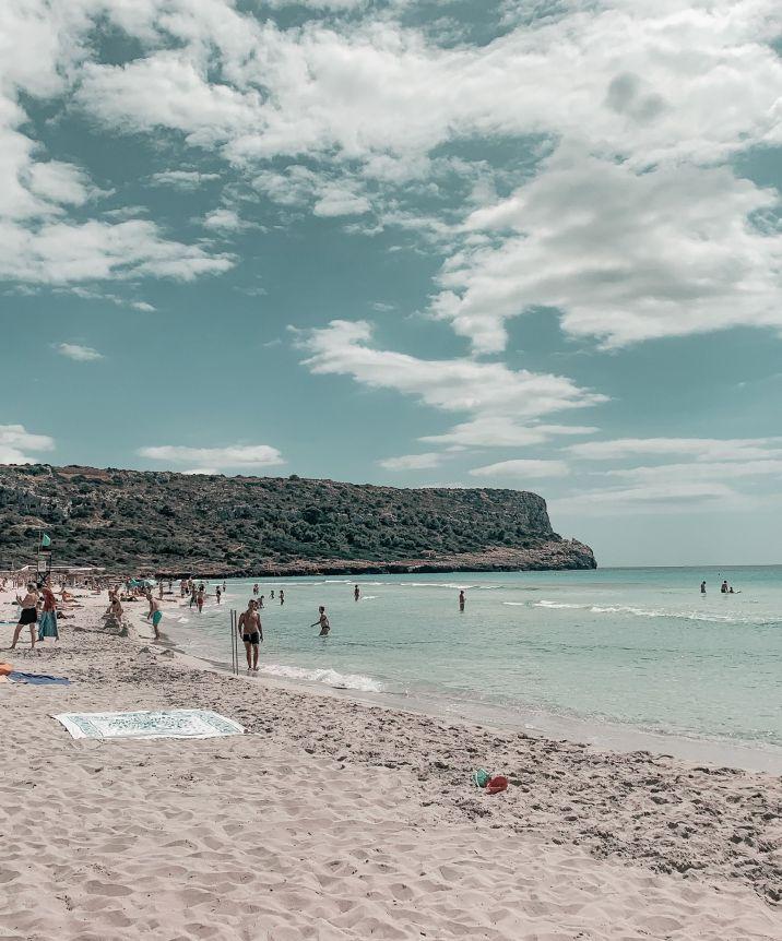 Son Bou, Menorca, Spain