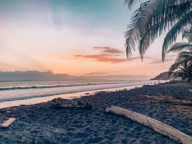 Secret Beach Costa Rica, Santa Teresa, Playa Tivives
