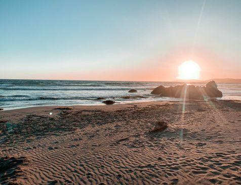 Sunsets Morro Bay