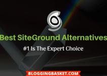 9 Best SiteGround Alternatives 2021 – [#1 Is Expert Choice]