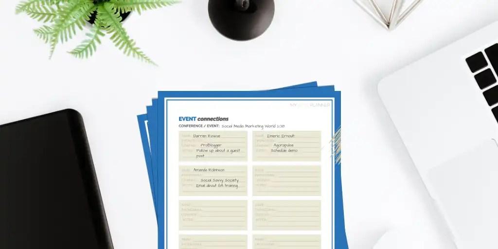 The Ultimate Blogging Planner