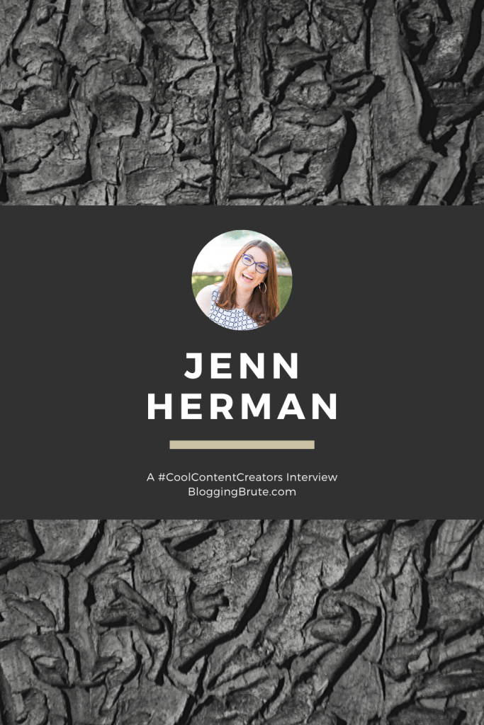 How Jenn Herman Built Her Authority and Reputation with Content, a #CoolContentCreators interview.