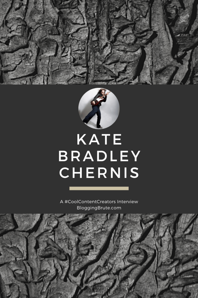 A #CoolContentCreators Interview with the AI powered writer and entrepreneur, Kate Bradley Chernis.