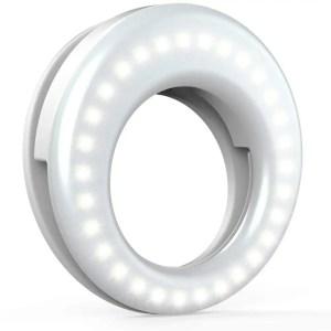 Gift Ideas for Bloggers: Ring Light