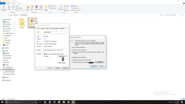 window file protect