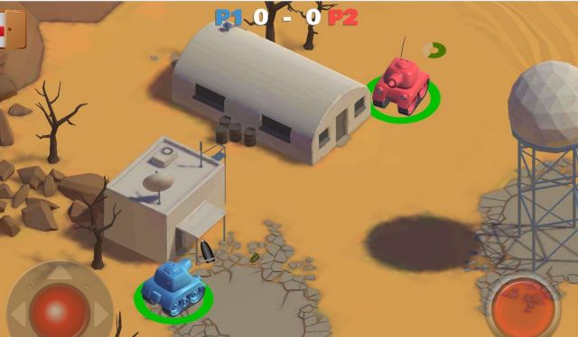 Tanks Battle