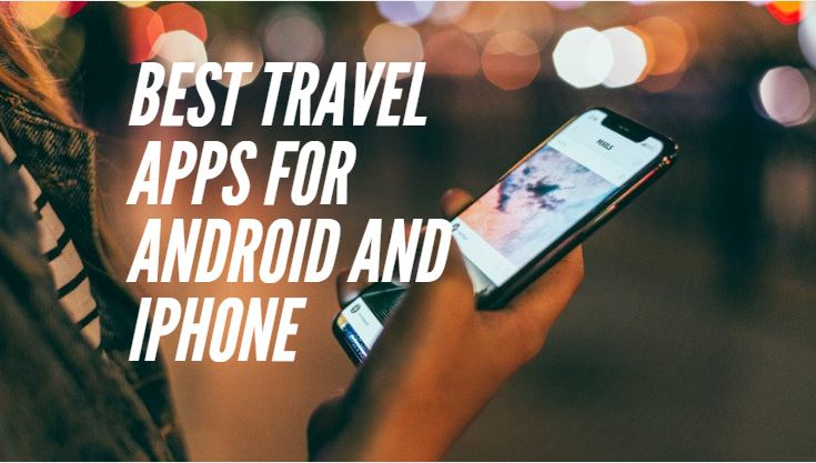 Travel app for android iphone