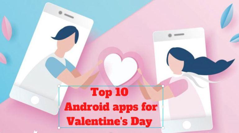 Valentine's Day Apps