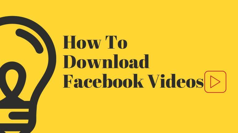 facebook video downloder online