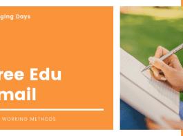 get free edu email