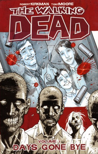 Walking Dead Comic Days Gone By