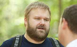 Robert Kirkman, Executive Producer and Writer for The Walking Dead