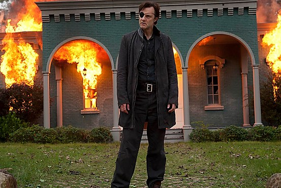 David Morrissey as The Governor in The Walking Dead Season 4 Episode 6