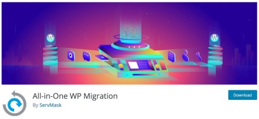Best must have WordPress plugins for blogs - All-in-One WP Migration