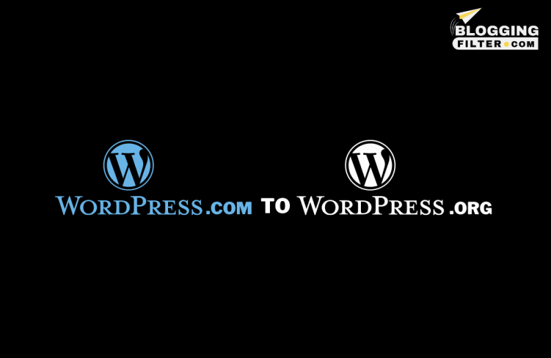 How to Safely Move Your Blog from WordPress.com to WordPress.org
