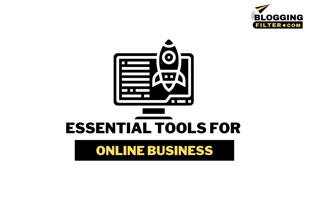 14 Essential Tools for Online Business via @bloggingfilter
