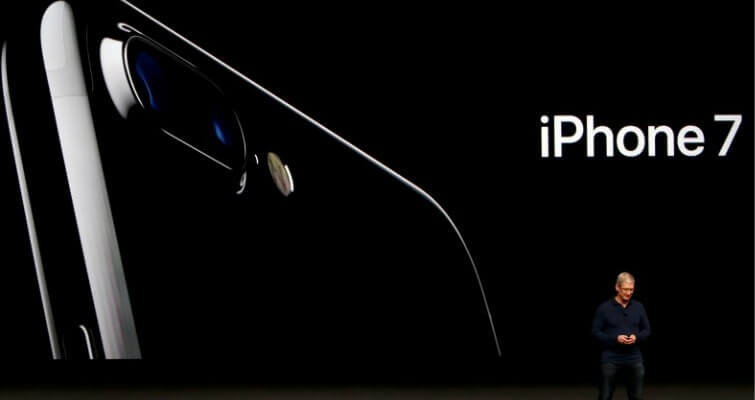 Apple iPhone 7 Specifications and features