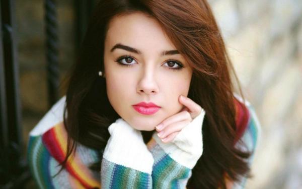 Cute And Stylish Girl