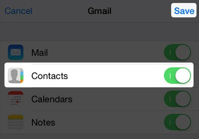 Toggle-on-Contact-for-Gmail-and-Tap-on-Save