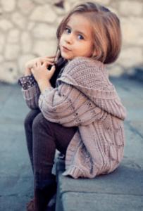 Cute Little Girl Whatsapp DP