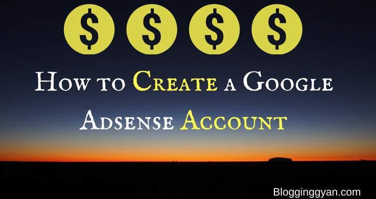 Paise Kamane Ke liye Google Adsense Account Kaise Banaye