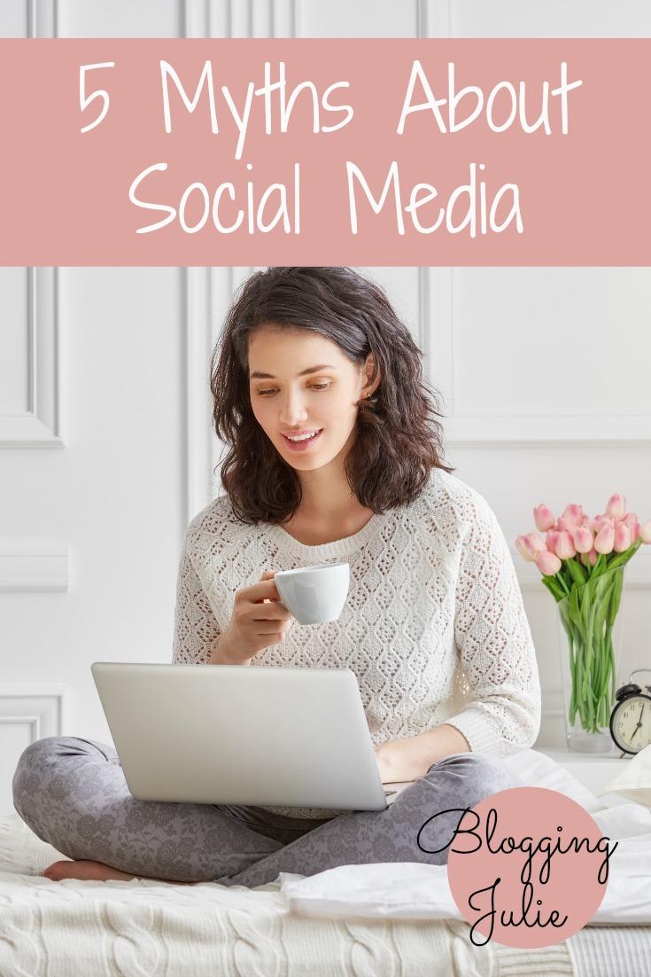5 Myths About Social Media