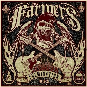 cd cover... The Farmers... Fulmination