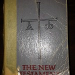 My father's childhood bible