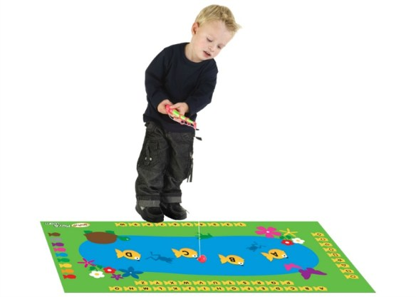 child yoga mat