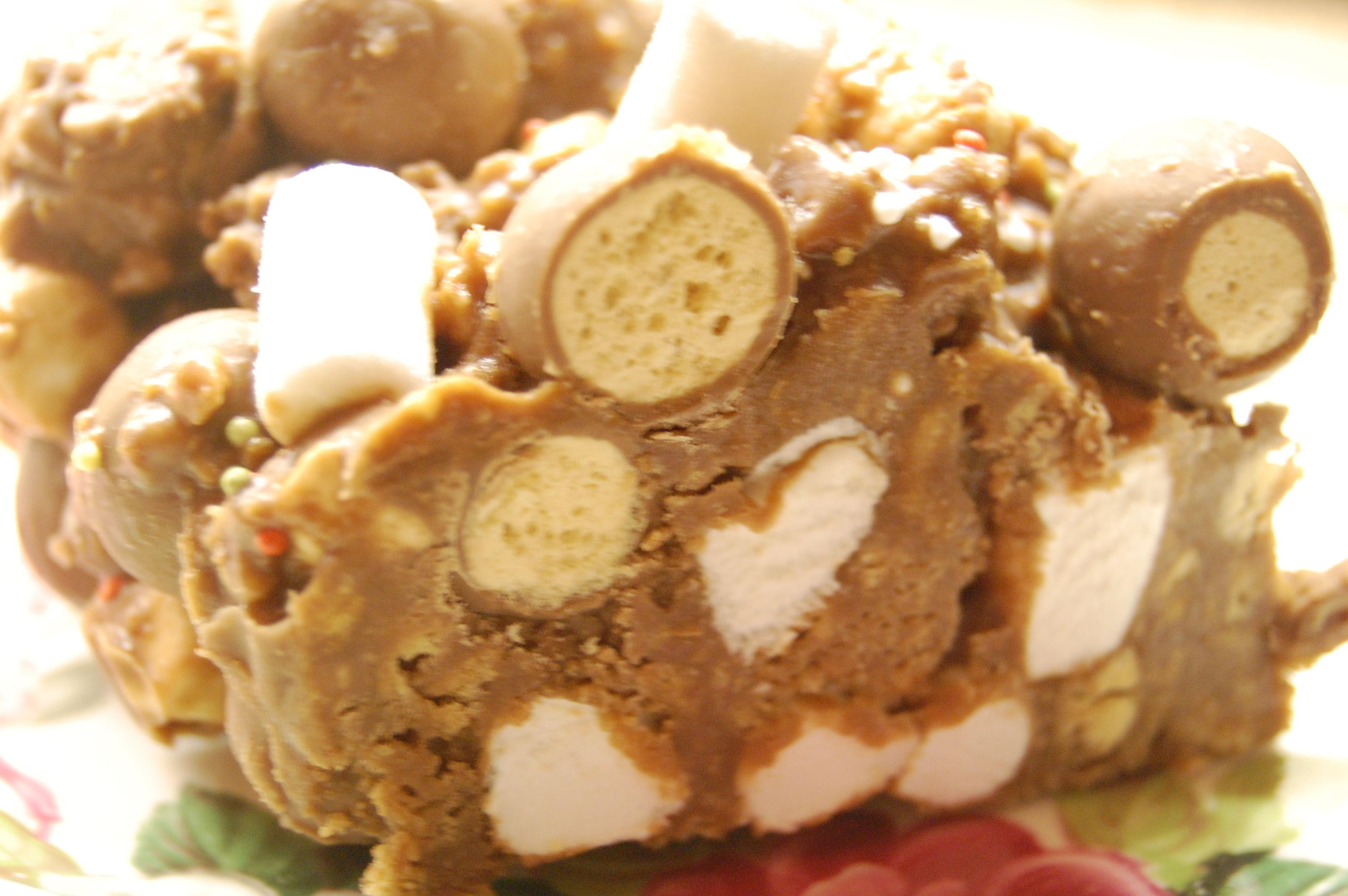 Friday Recipe | Marshmallow Fridge Cake