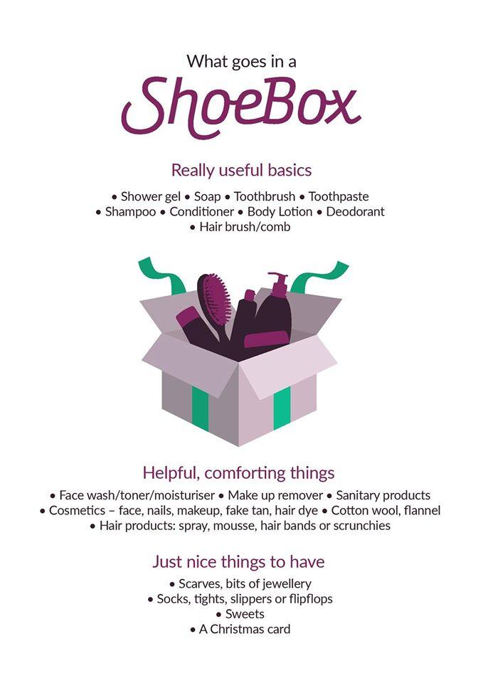 Project Shoebox