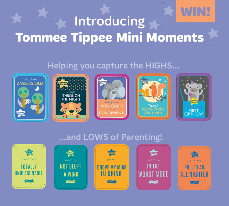 Tommee Tippee Mini Moments