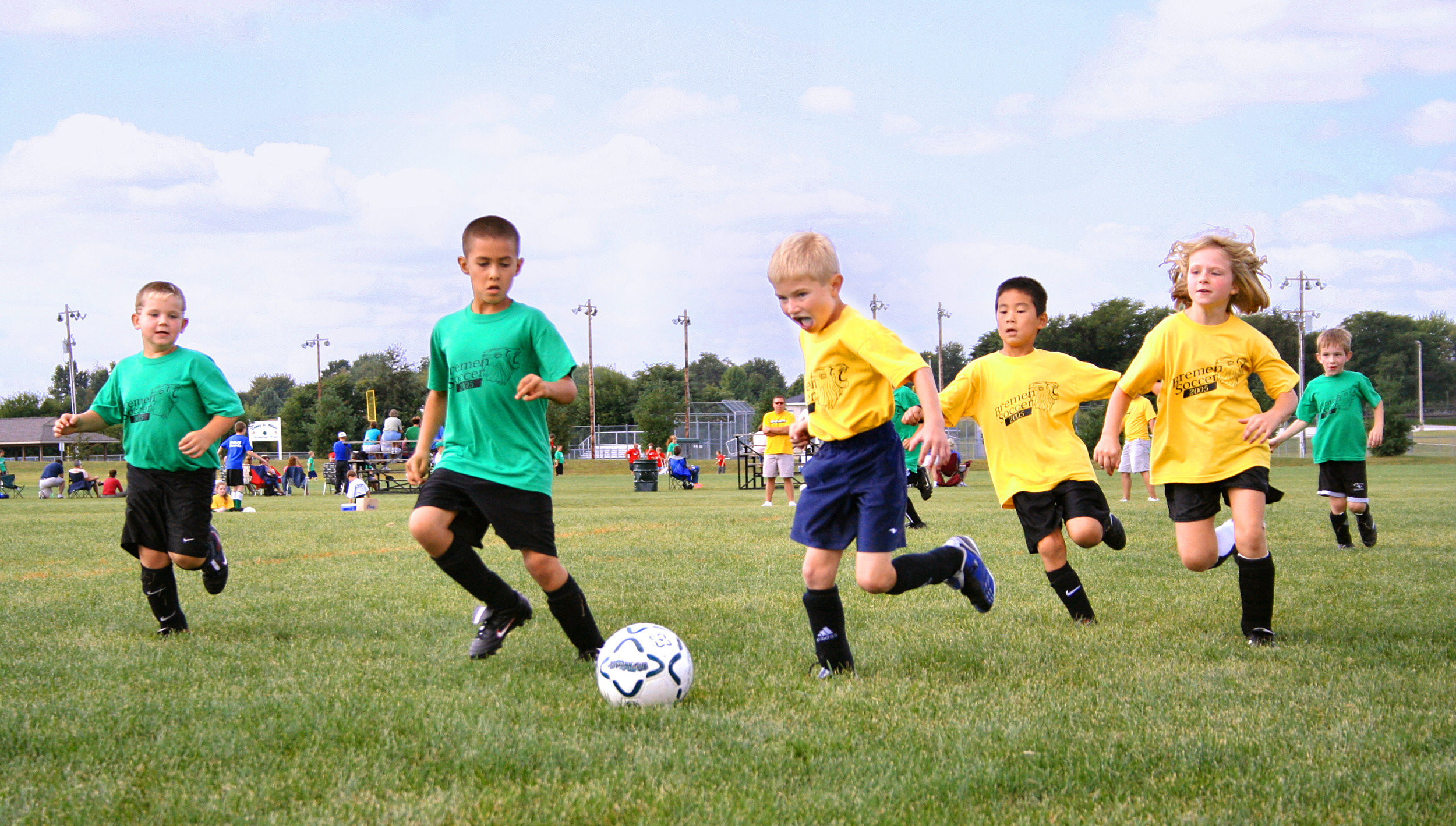 Getting The Ball Rolling: Why You Should Encourage Your Kids To Exercise