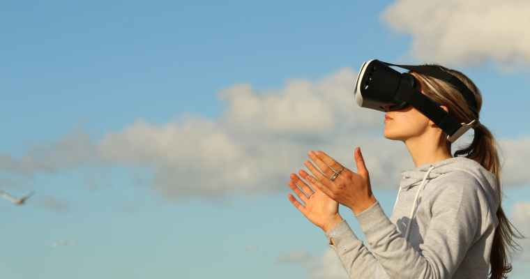 Are you looking for a virtual reality experience in London?