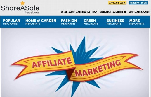 Best 5 Affiliate Marketing Programs_ShareASale