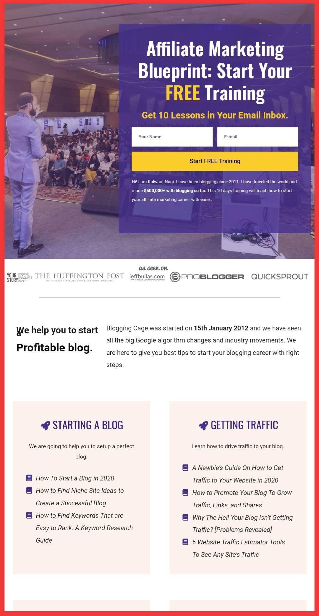 Generatepress Review - Blogging Cage