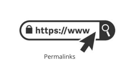 website Permalinks