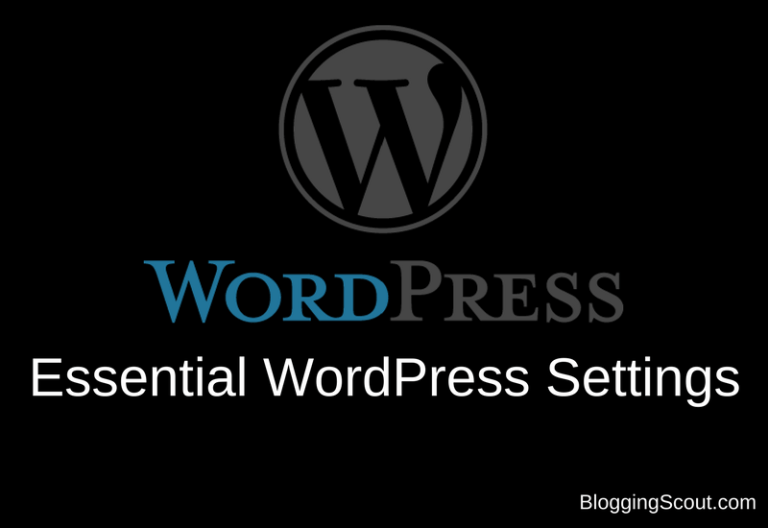 things-to-do-after-wordpress-installation