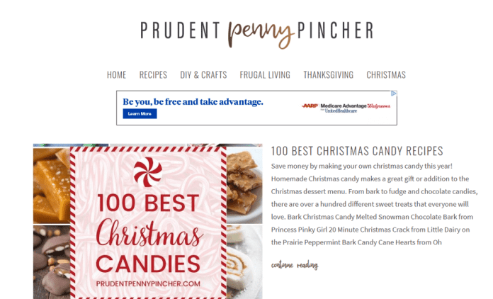 Prudent Penny Pincher