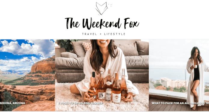 The Weekend Fox