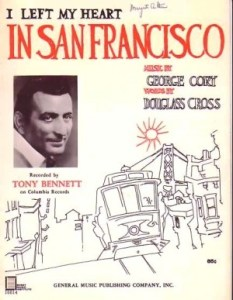 Song of the Day: I Left My Heart in San Francisco